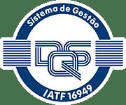 Certificado IATF 16949 Sistema de Gestão DQS