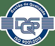 Certificado ISO 9001 Gestão da Qualidade DQS